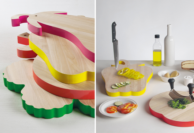 Vege Table by Alessandra Baldereschi for Salleti