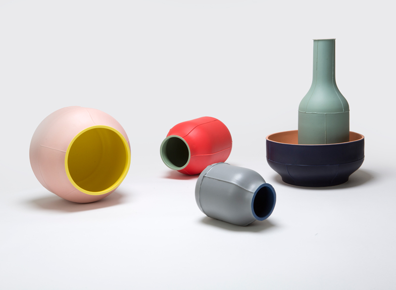 Seams by Benjamin Hubert for Bitossi Ceramics