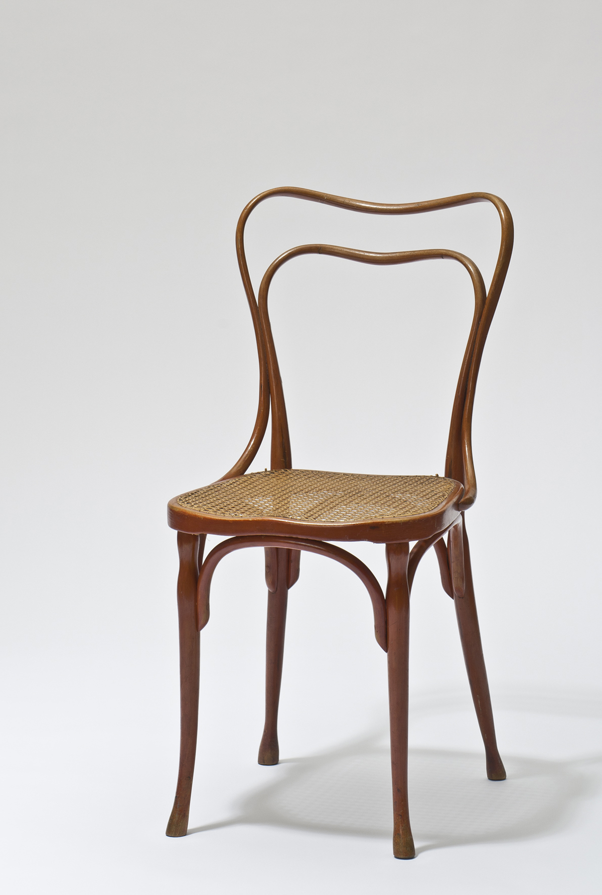 Adolf Loos, chair for Café Museum, Vienna, 1899, © MAK/Georg Mayer
