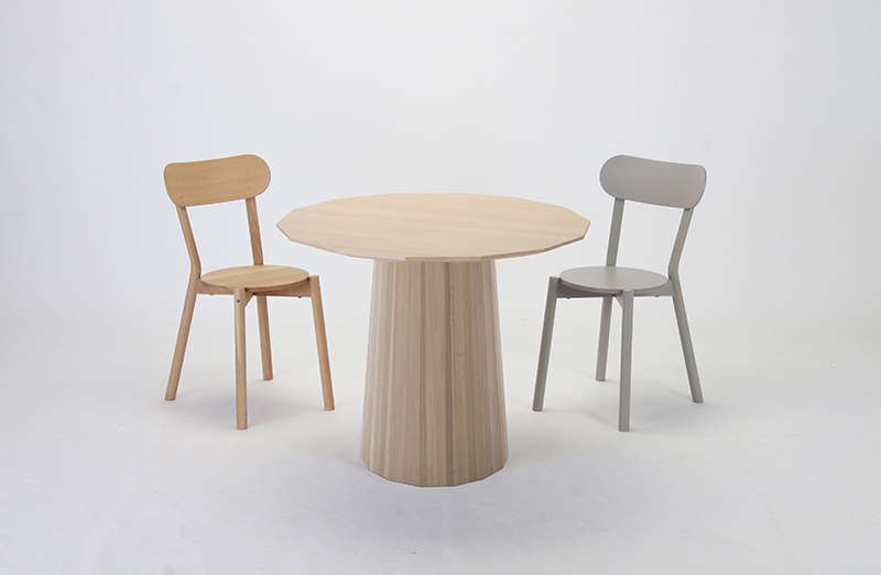 Colour Wood Dining © Scholten & Baijings