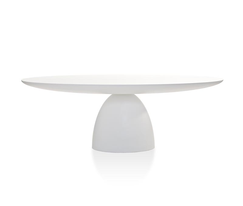 Porro, Front, Ellipse Table