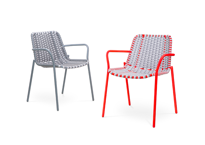 Strap Chairs ©Scholten & Baijings