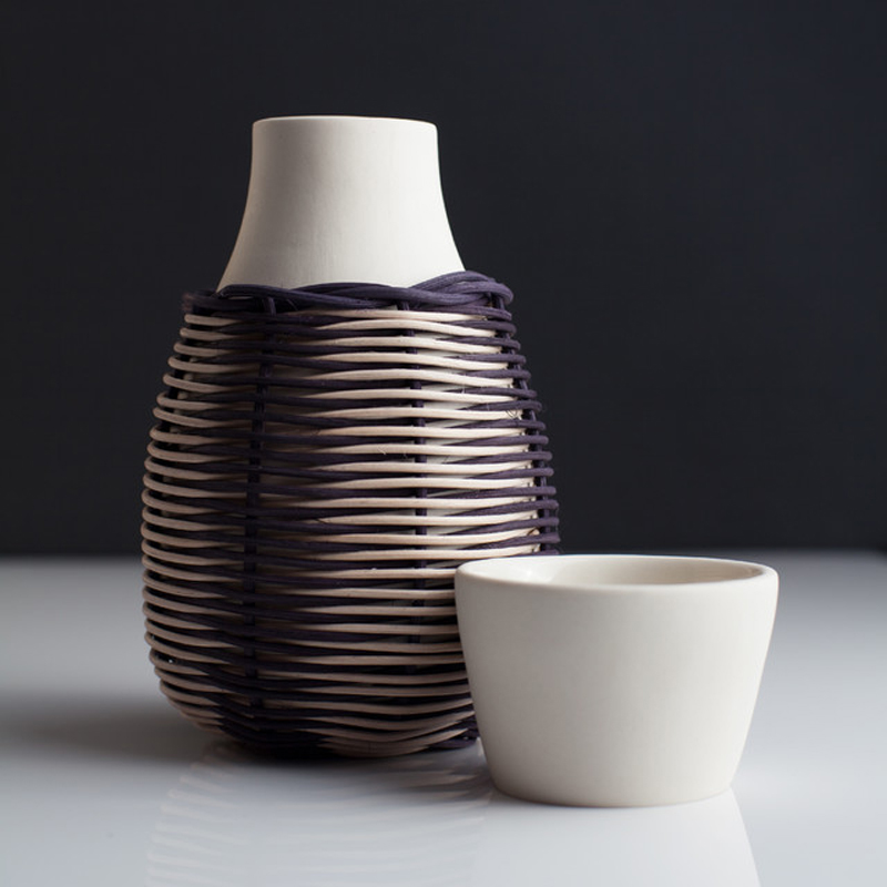 WOVEN CARAFE by Pigeon Toe