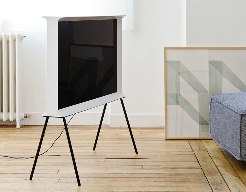 Bouroullec x Samsung - Serif tv