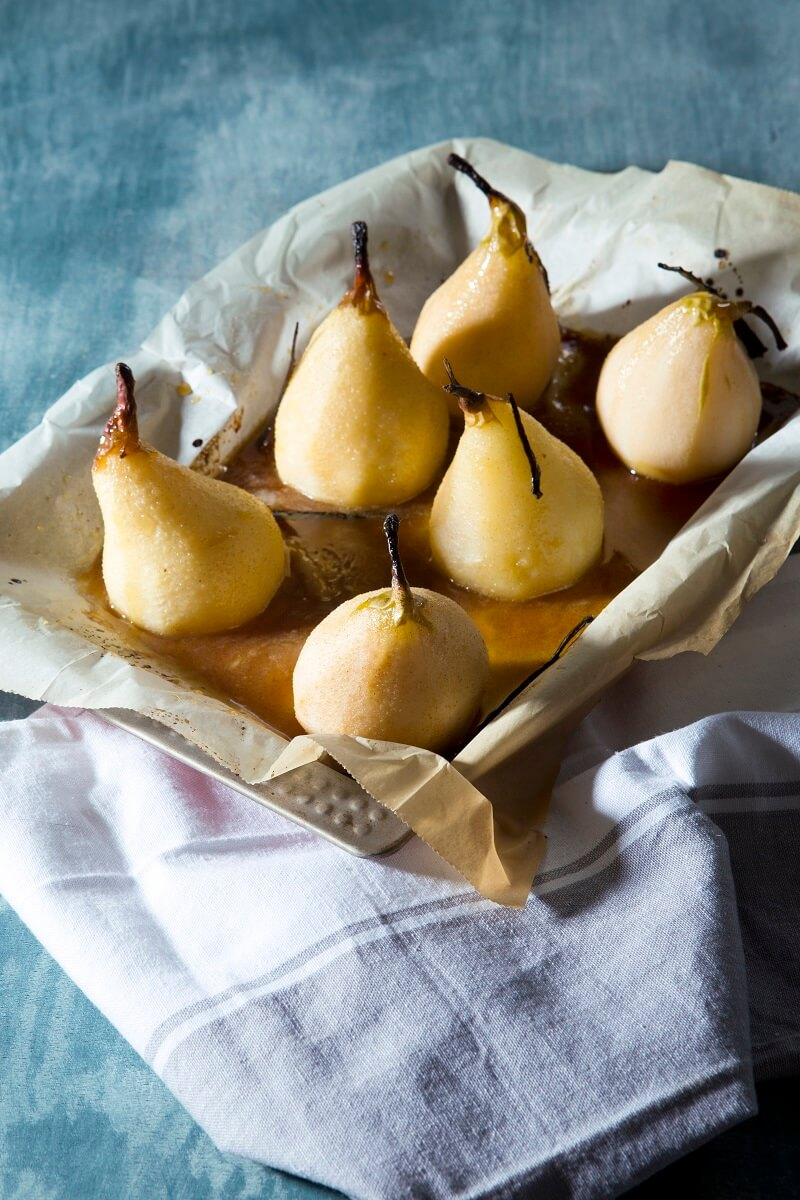 marzipanfilledpears