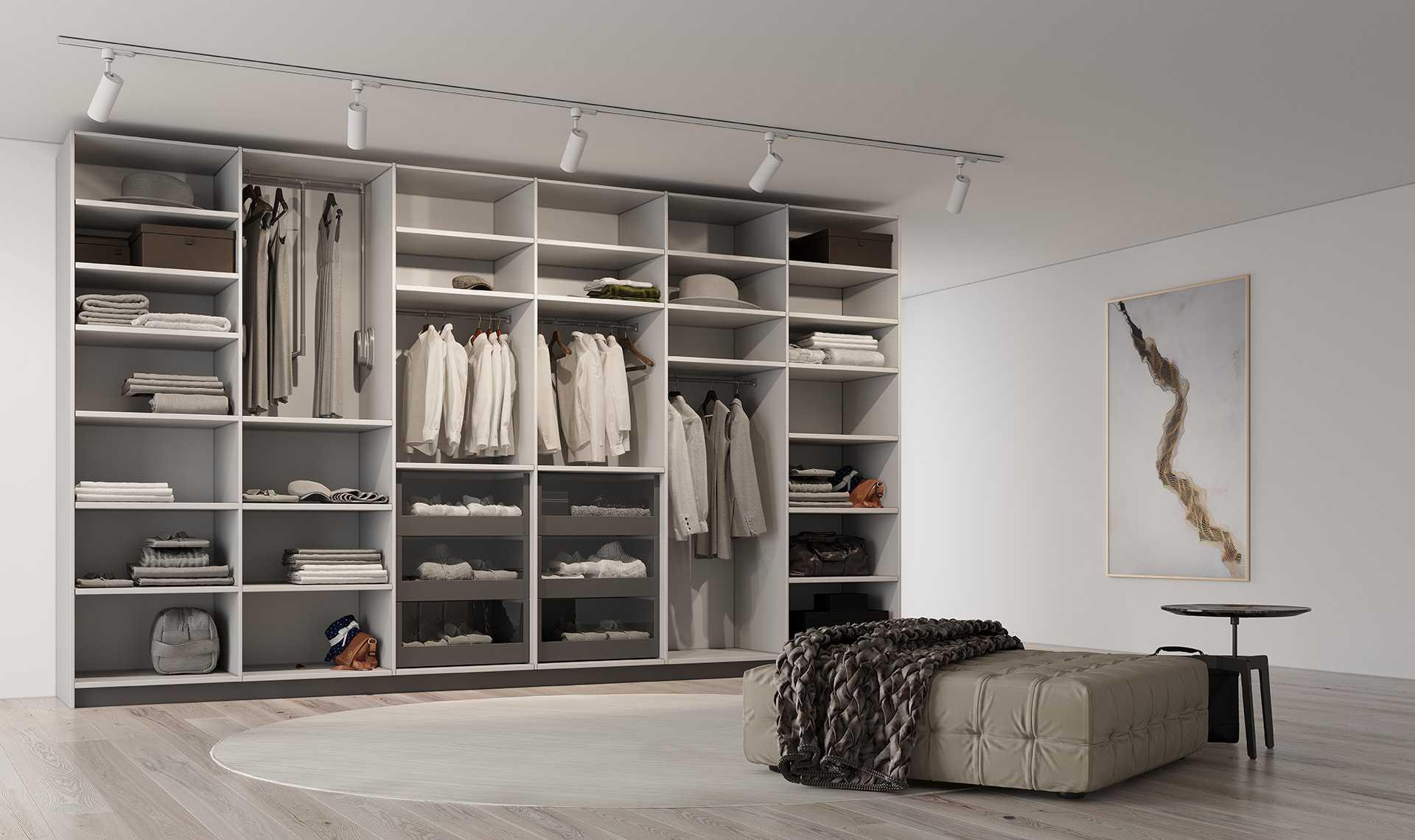חדר ארון בגדים