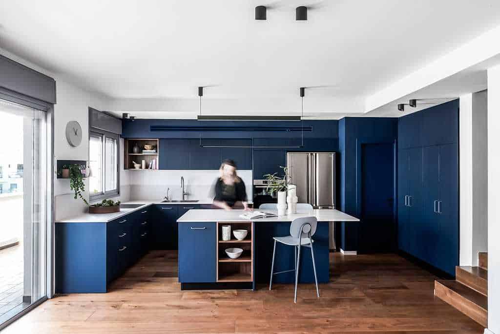 אדריכלית מעצבת פנים אפרת וינרב WE Architects צלמת קרינה רוונה